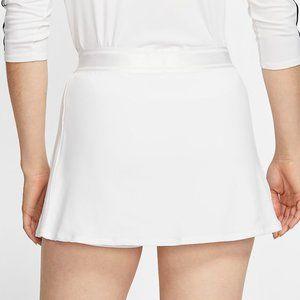Nike Skirts - NWT $50 Nike Court Dri Fit Tennis golf Skirt white